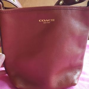 Coach Mini Vintage Bucket bag